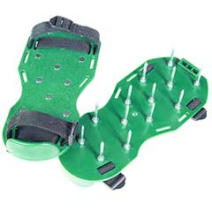 Gardeners Mate Lawn Aerator Sandals