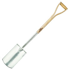 Moulton Mill FSC Stainless Steel Digging Spade