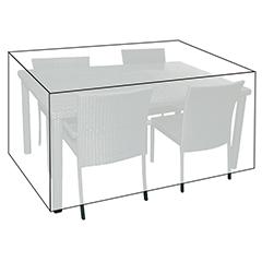 4-6 Seater Rectangular Furniture Cover - 230cm