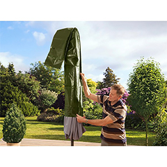 Ambassador Cantilever Parasol Cover - 190cm Height