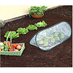 GardenSkill Pop-Up UPVC Cloche