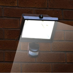 Kingfisher 500W Flood Light With PIR Sensor