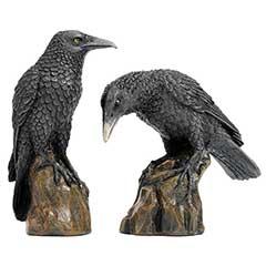 Design Toscano Mystic Night Ravens - Set of 2
