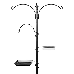 Image of Gardman Wild Bird Feeding Station - 185cm high