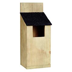 Gardman Owl Nest Box - 52cm Height