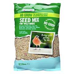 Gardman No Grow Seed Mix - 12.75kg