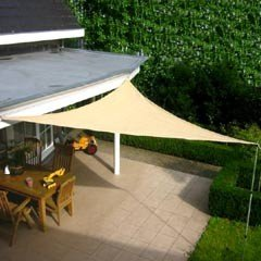 Greenfingers Shade Sail - 3.6m Triangle