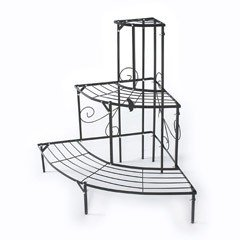 Greenfingers Standard Plus Quarter Round Etagere