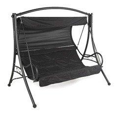 Ellister Seville Swing Seat - Black