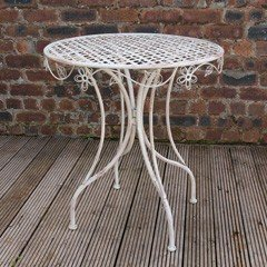 Greenfingers Gibraltar Round Table - 70cm