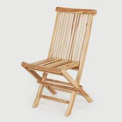 Greenfingers Standard Teak Folding Chair