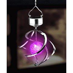 Greenfingers Mystical Wind Spinner Solar Light
