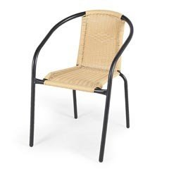 Greenfingers Kensington Bistro Chair - Caramel