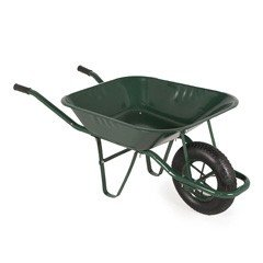 Greenfingers Budget Steel Wheelbarrow 60L