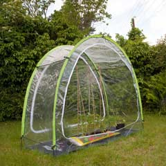 Greenfingers Plastic Greenhouse
