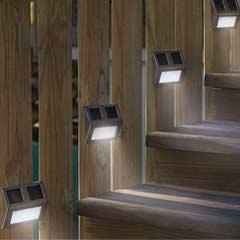 Greenfingers Solar Marker Light Set of 4
