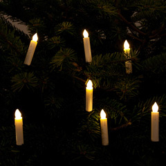 Greenfingers Solar Candle Lights Set of 20