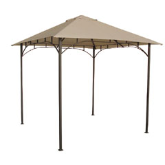 Ellister Square Post Gazebo 2.4M