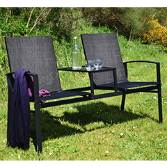 Greenfingers Siena 136cm Companion Seat