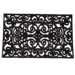 Victorian Style Door Mat