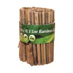 Bamboo Edging 1m x 0.15m