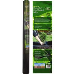 Heavy Duty Weed Control Fabric 20m x 1m