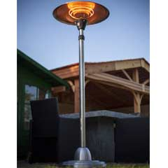 La Hacienda Electric Patio Heater 2100W