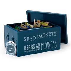 Burgon & Ball Seed Packet Organiser