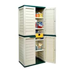 Starplast Full Size Cabinet 4 Shelves