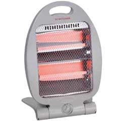 Brundles Folding Halogen Heater 800W