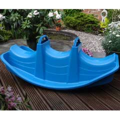 Rondeau Leisure Boat Rocker Blue