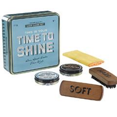 Home Front Shoe Shine Kit