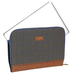 Ted Baker Men's Tweed Laptop Sleeve