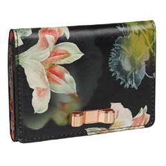Ted Baker Women's Opulent Bloom Card Holder