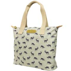 Brakeburn Stag Shopper Bag