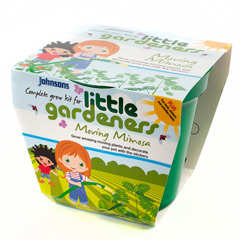 Johnsons Little Gardeners Complete Grow Kit - Moving Mimosa