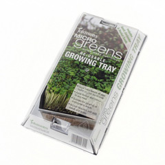 Johnsons MicroGreens Growing Kit - Basil Coriander & Rocket