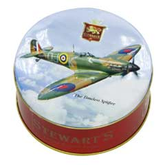Stewarts Luxury Fudge 125g - The Timeless Spitfire