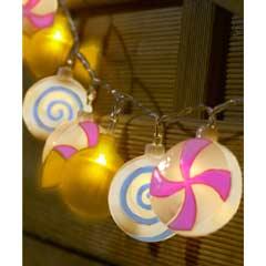 Sweet String Lights - 10 White LED