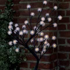 Dahlia Tree - 60 LED