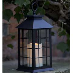 Window Lantern Candle LED