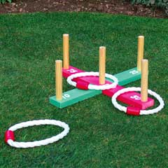 Garden Games - Garden Quoits Game