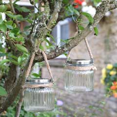 Smart Garden Cornish Sea Solar Lanterns - Set of 2