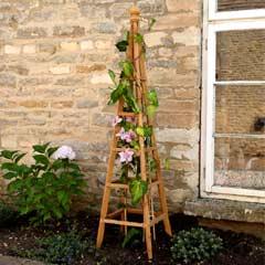 Smart Garden Woodland Obelisk 1.2m