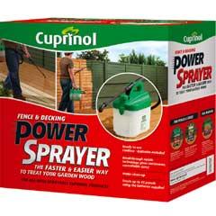 Cuprinol Cordless Power Sprayer