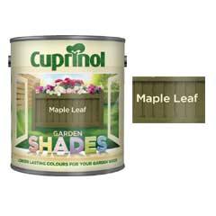 Cuprinol Garden Shades 1 Litre -  Maple Leaf