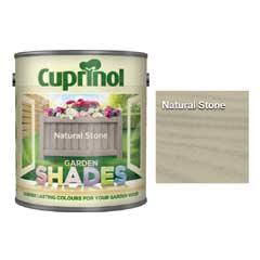 Cuprinol Garden Shades 1 Litre - Natural Stone