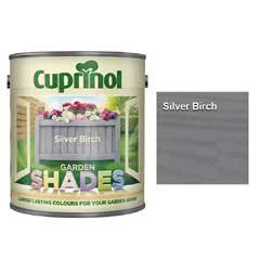 Cuprinol Garden Shades 1 Litre - Silver Birch
