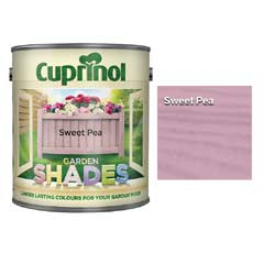 Cuprinol Garden Shades 1m Litre - Sweet Pea