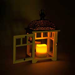 Gardman The Bambugh Lantern - Small